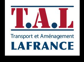 Logo demenagement longueuil transport et amenagement lafrance