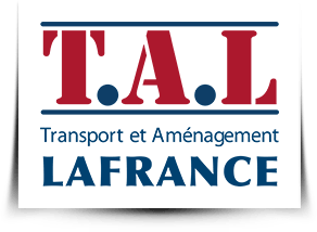 Logo demenagement longueuil transport et amenagement lafrance