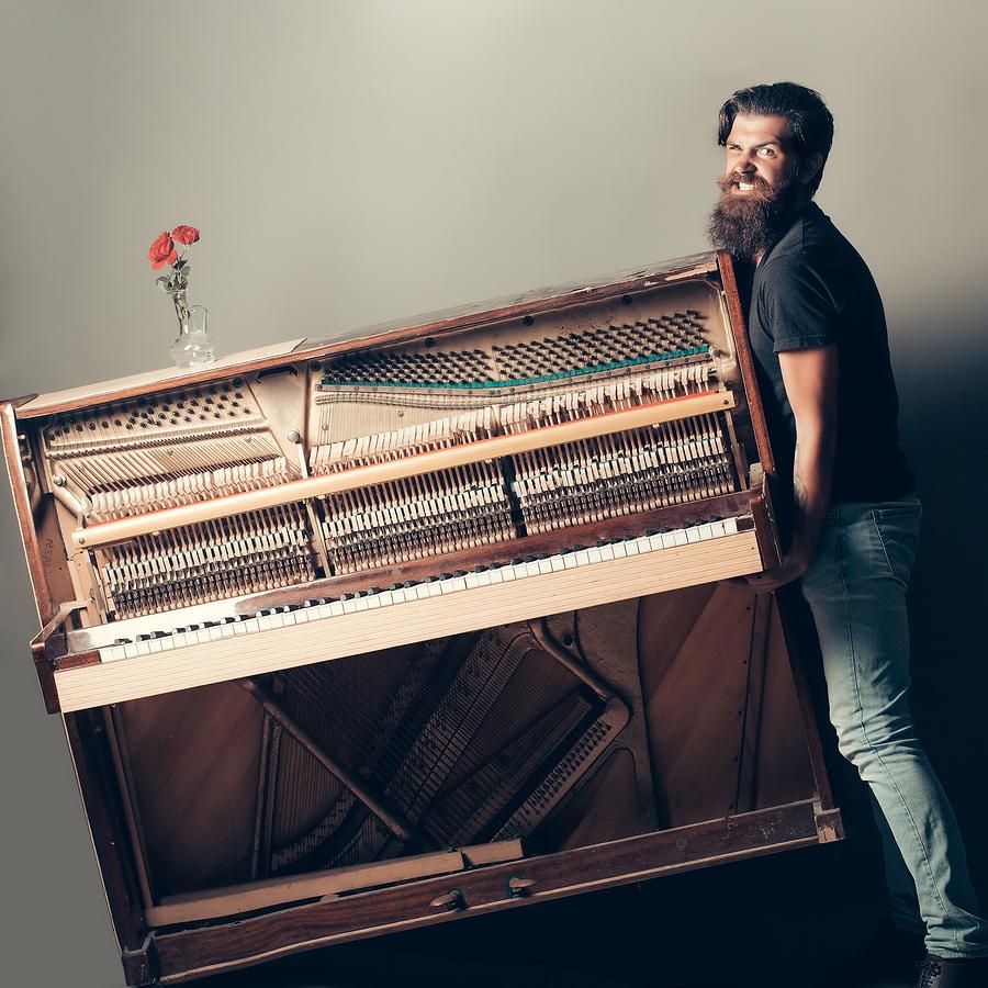 déménagement piano