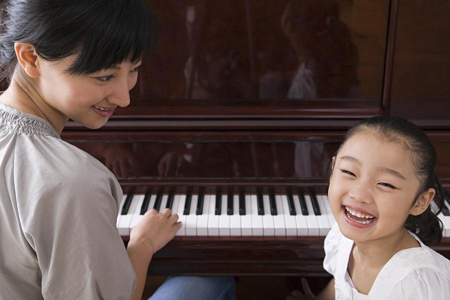 Déménagement de piano par des déménageurs