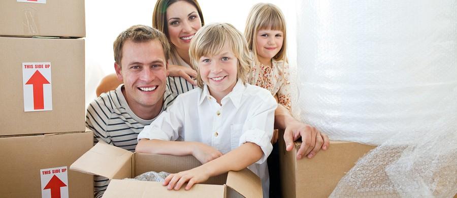 Comment préparer les boîtes d'un déménagement