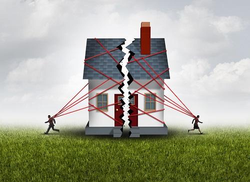 déménagement urgent en cas de séparation