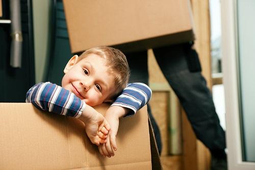 déménagement urgent pour divorce